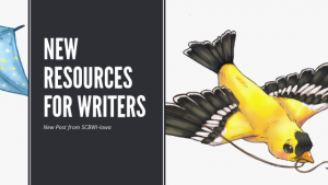 2 New Resources for Children's Writers