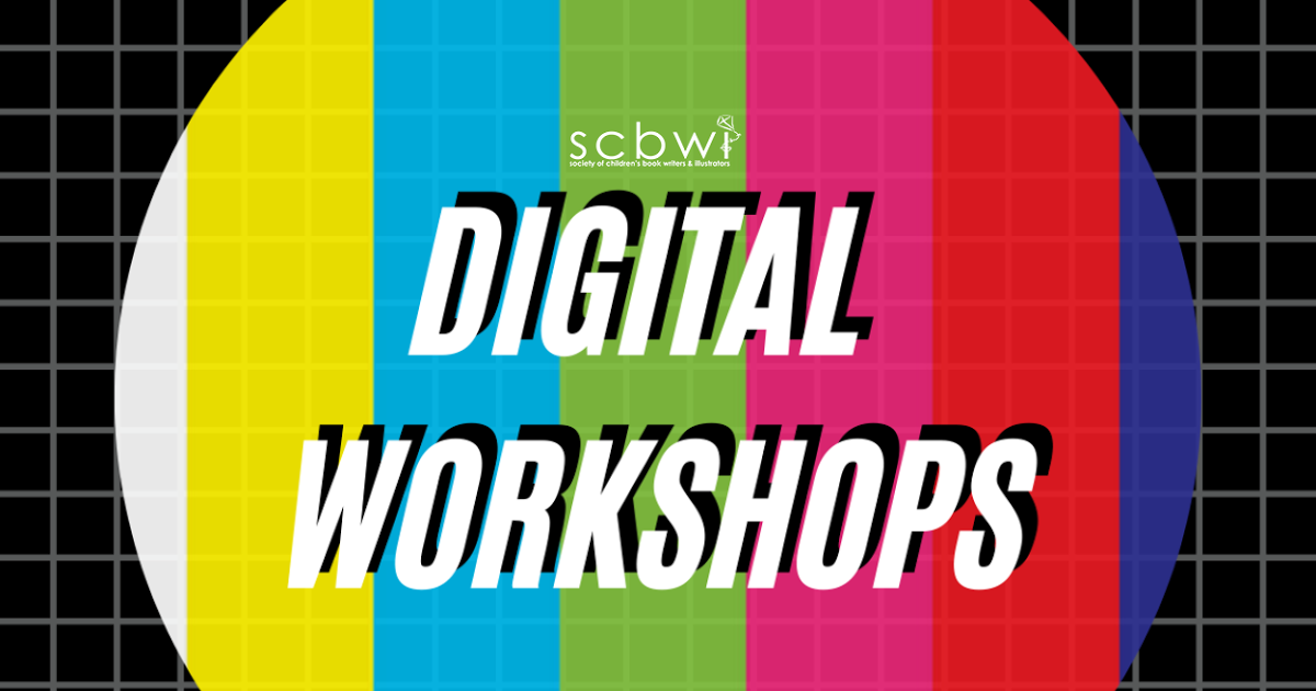 Learn some amazing new things about writing, publishing, and marketing children's books from industry leaders through the new SCBWI digital workshops! Watch previous webinars and sign up for future ones here: https://www.scbwi.org/scbwi-digital-workshops/