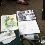 Botanical Garden Sketches